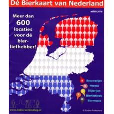 Bierkaart van Nederland 2016 - Bierverbinding