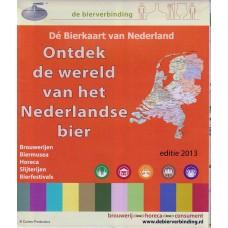 Bierkaart van Nederland 2013 - Bierverbinding